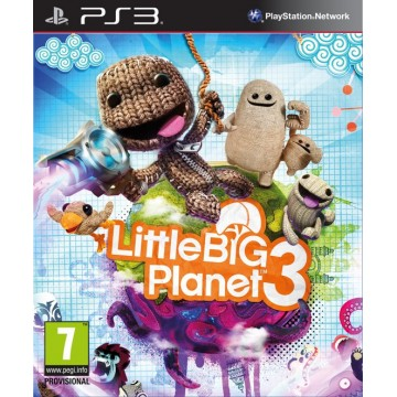 Little Big Planet 3 (Jauna)