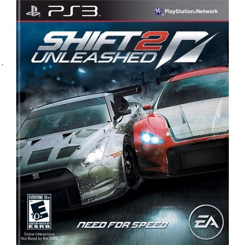 Need for Speed Shift 2 Unleashed (Jauna)