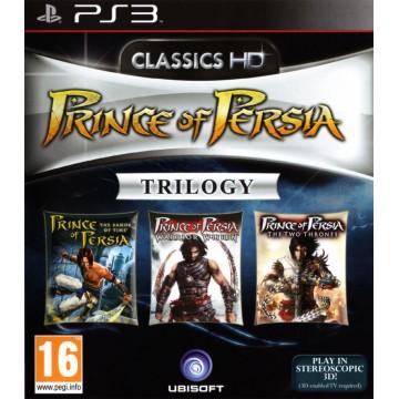 Prince of Persia Trilogy 3 Spēles Vienā Diskā (Jauna)