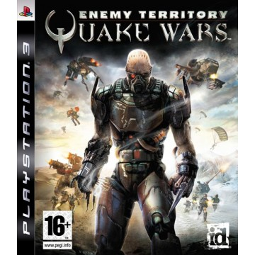 Enemy Territory Quake Wars (Lietota)