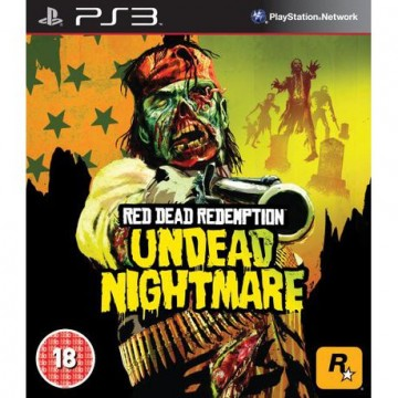 Red Dead Redemption Undead Nightmare (Jauna)