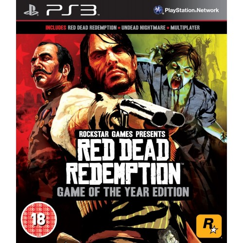 Red Dead Redemption Game of the Year Edition (Jauna)