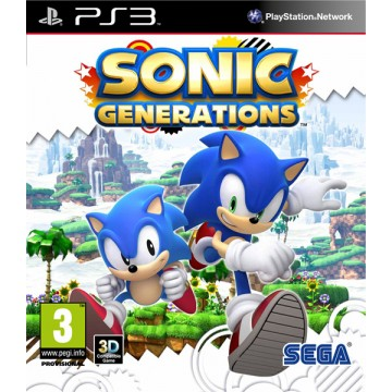 Sonic Generations (Jauna)