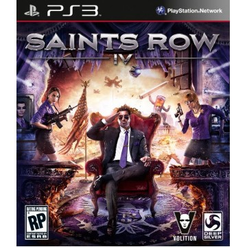 Saints Row IV (Jauna)