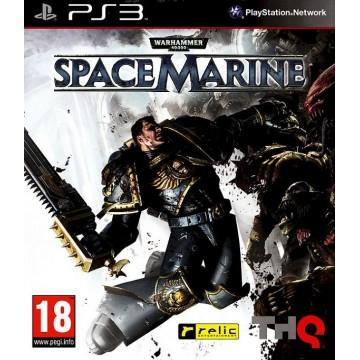 Warhammer 40000 Space Marine (Lietota)