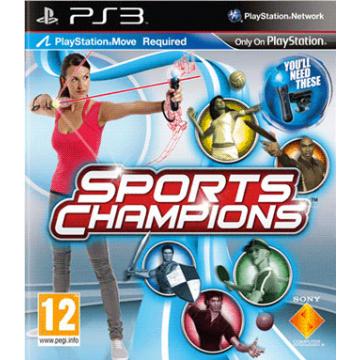 Sports Champions (Lietota)