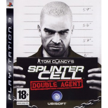 Tom Clancy's Splinter Cell Double Agent (Lietota)