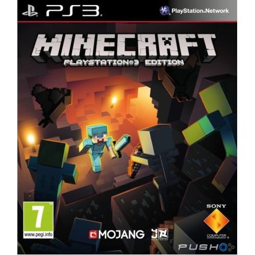 Minecraft PlayStation 3 (Jauna)