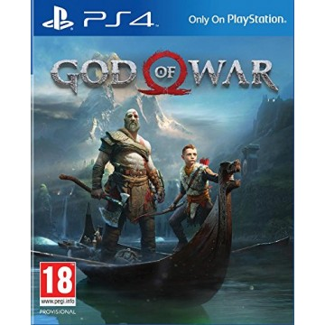 God of War 4 (Jauna)