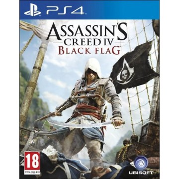 Assassin's Creed 4 Black Flag (Lietota)