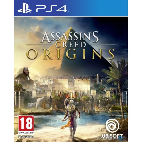 Assassin's Creed Origins (Lietota)