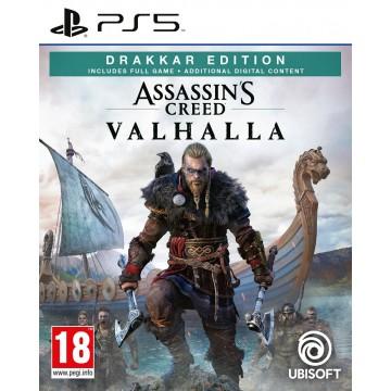 Assassin's Creed Valhalla Drakkar Edition (Jauna)