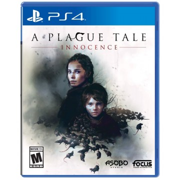 A Plague Tale Innocence (Jauna)