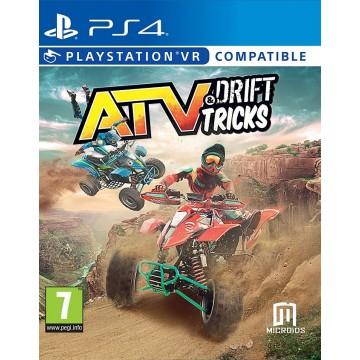 ATV Drift and Tricks VR Compatible (Jauna)