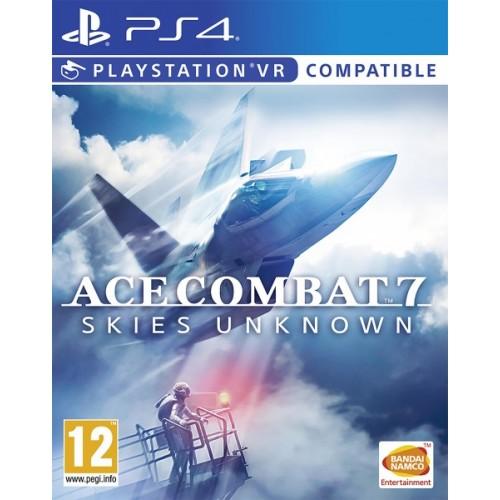 Ace Combat 7 Skies Unknown (Jauna)
