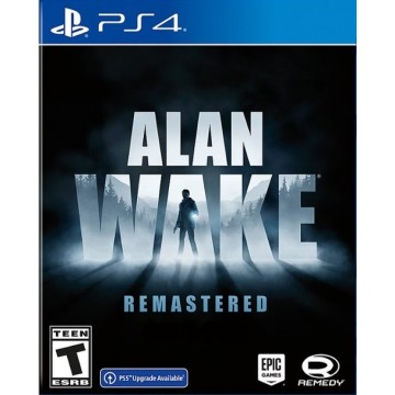 Alan Wake Remastered (Jauna)