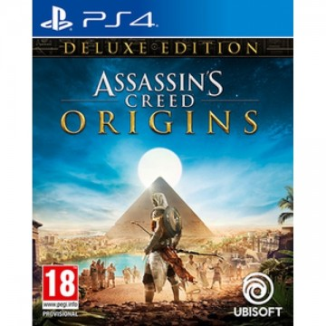 Assassin's Creed Origins Deluxe Edition (Jauna)