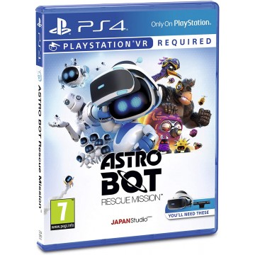 Astro Bot Rescue Mission (Jauna)