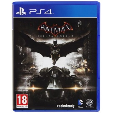 Batman Arkham Knight (Lietota)