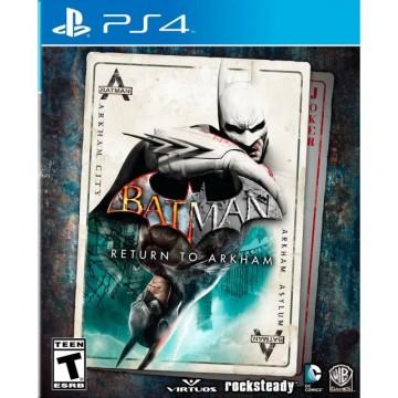 Batman Return to Arkham (Jauna)