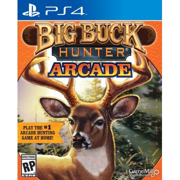Big Buck Hunter Arcade (Jauna)