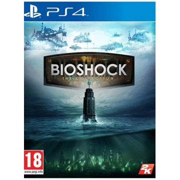 Bioshock The Collection (Lietota)