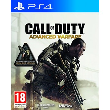 Call of Duty Advanced Warfare (Lietota)