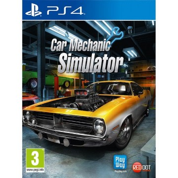 Car Mechanic Simulator (Lietota)
