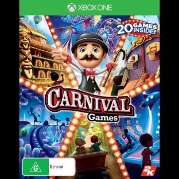 Carnival Games (Jauna)