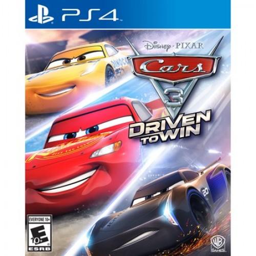 Cars 3 Driven to Win (Jauna)