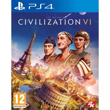 Sid Meier's Civilization 6 (Jauna)