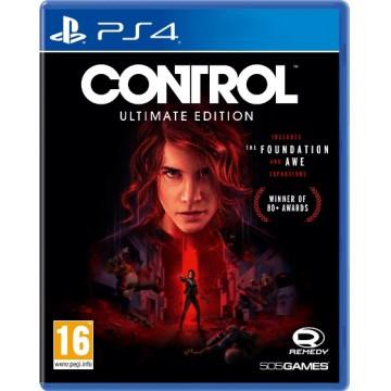 Control Ultimate Edition (Jauna)
