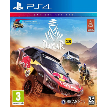 Dakar 18 Day One Edition (Jauna)
