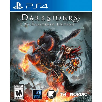 Darksiders Warmastered Edition (Jauna)
