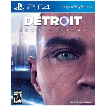Detroit Become Human (Lietota)