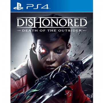 Dishonored Death of the Outsider (Jauna)