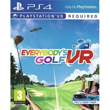 Everybody's Golf VR (Jauna)