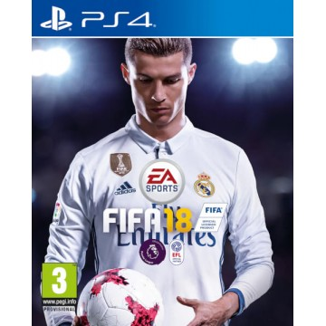 FIFA 18 (Lietota)
