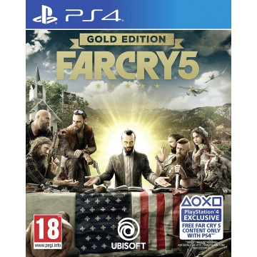 Far Cry 5 Gold Edition (Jauna)