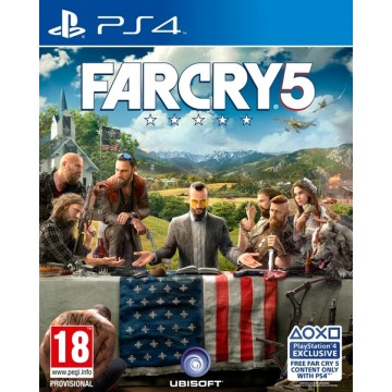 Far Cry 5 (Lietota)