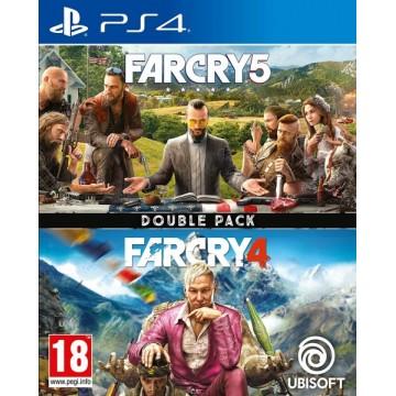 Far Cry 5 un Far Cry 4 Dubult Paka (Jauna)