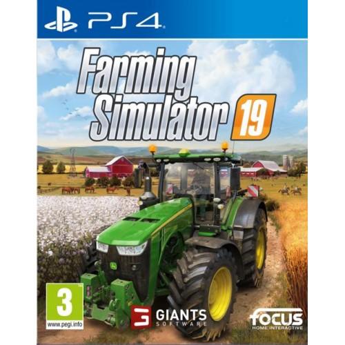 Farming Simulator 19 (Jauna)