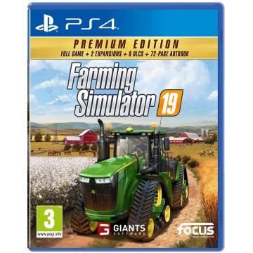 Farming Simulator 19 Premium Edition (Jauna)