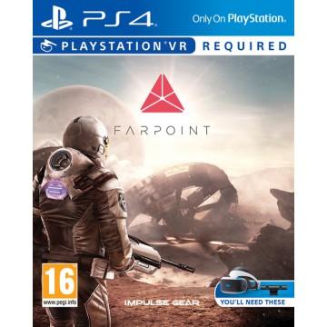 Farpoint PSVR (Jauna)
