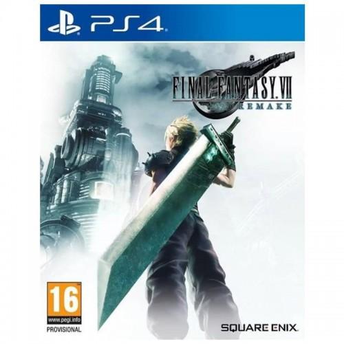 Final Fantasy 7 Remake (Lietota)
