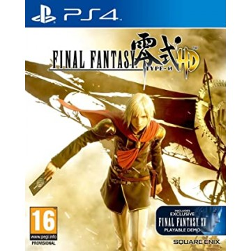 Final Fantasy Type 0 HD (Lietota)