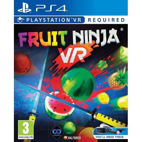 Fruit Ninja PSVR (Jauna)