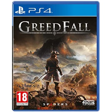 GreedFall (Jauna)
