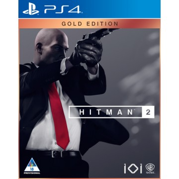 Hitman 2 Gold Edition (Jauna)