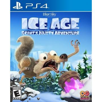 Ice Age Scrat's Nutty Adventure (Jauna)